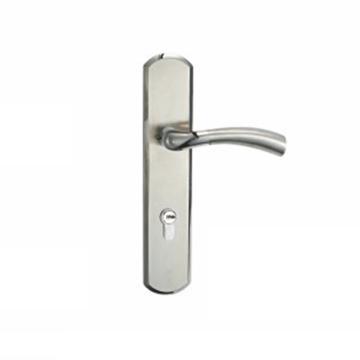 固特 门锁,8505-026,不锈钢/本色