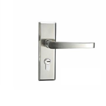 固特 门锁,5004-007,不锈钢/本色
