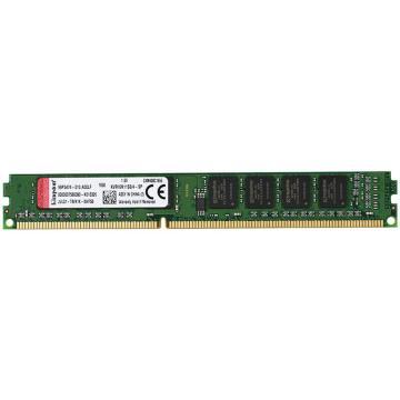 金士顿内存,KVR DDR3 1600 4GB 台式机内存