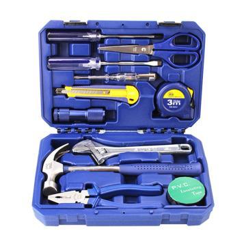 长城精工 12pcs家用组合工具,270*192*71mm,404012A