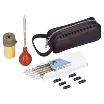 日本GASTEC 烟雾测试仪用烟管,501 (6支装) 6支/盒