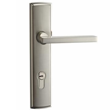 固特 门锁,6195,锌合金/本色