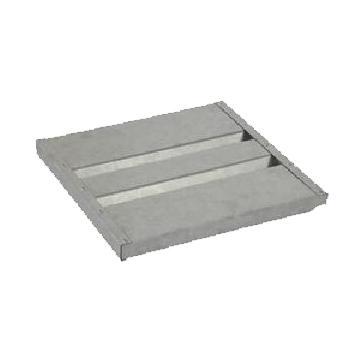 西斯贝尔SYSBEL 防火安全柜配套层板,适用于10G易燃可燃安全柜,WAL010