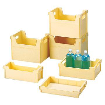 亚速旺(ASONE)试剂瓶整理箱 BC-1Y 1个,3-181-01
