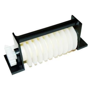 欧泰克 M1000胶纸切割机出纸轮组件/M1000出纸轮组件553#