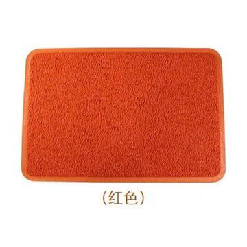 妙耐思 地垫,8A8红色 60cm*90cm(不加字,圆边) 单位:片