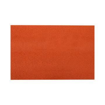 妙耐思 地垫,8A8红色 40cm*50cm(不加字,不压边)单位:片
