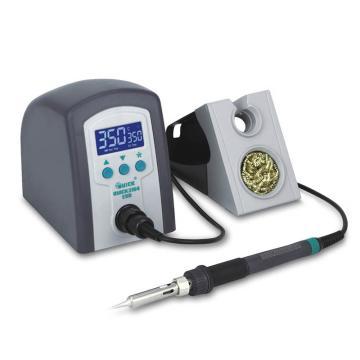 快克QUICK 自动控温电焊台,80W,100-450度,QUICK3104