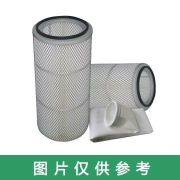 安泰ANTAI 粉末回收滤筒,抛丸除锈机配件,350×240×660