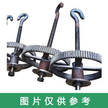 安泰ANTAI 主钩制动架总成,抛丸除锈机配件,YWZ5-400/121