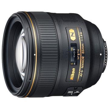 尼康镜头,AF-S 85mm f/1.4G
