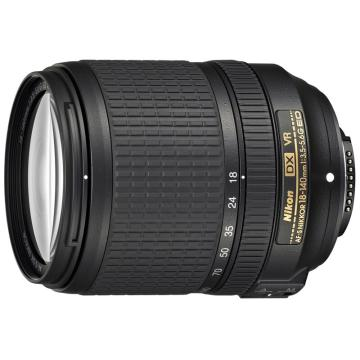 尼康镜头,Nikon AF-S DX 尼克尔 18-140mm f/3.5-5.6G ED VR 镜头
