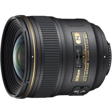 尼康镜头,AF-S 24mm f/1.4G ED 广角定焦单反相机