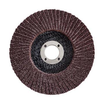 博世百叶轮,金属标准型 125mm×22.2mm,目数80,2608603371
