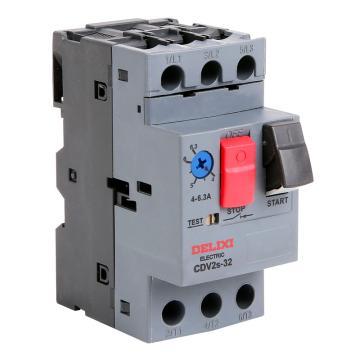 德力西DELIXI 电动机保护断路器 CDV2s-32 0.63-1A