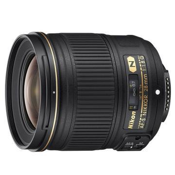 尼康广角定焦镜头,AF-S 尼克尔 28mm f/1.8G