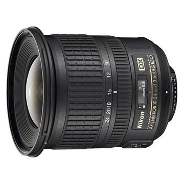 尼康镜头,AF-S DX 10-24mm f/3.5-4.5G ED 镜头