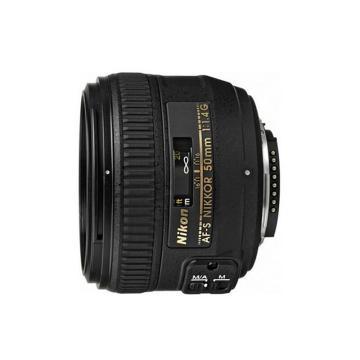 尼康全画幅标准定焦镜头,AF-S 50mm f/1.4G 人物/夜景/天体