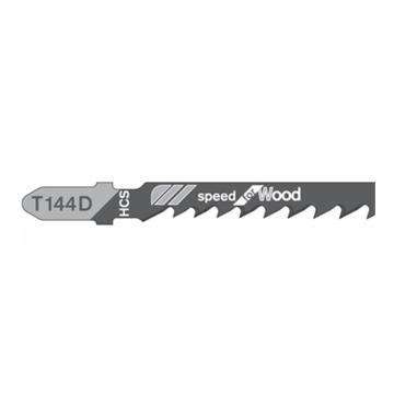 博世曲线锯条,快速型(双金属)T144DF 5条/包,2608634567