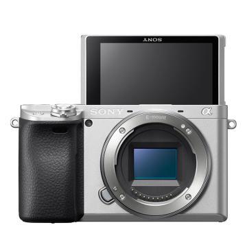 索尼微单数码相机,半画幅(约2420万像数)ILCE-6400 机身