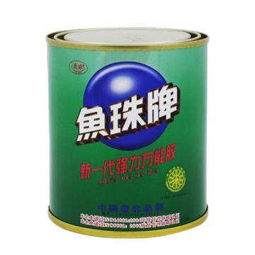 鱼珠 强力万能胶,400ml/罐