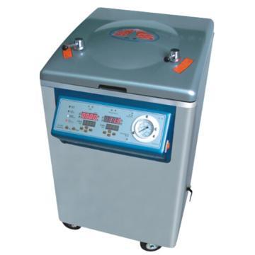 三申 立式压力蒸汽灭菌器,50L,220V 3kW 定时数控,YM50