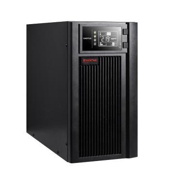 山特SANTAK UPS不间断电源,C6KS,需另配外接蓄电池使用