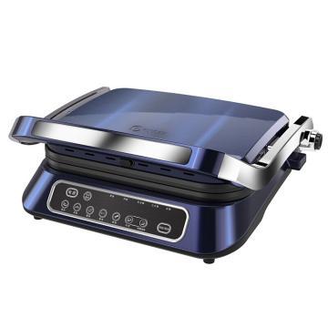 东菱(Donlim)烤牛排机,DL-N01牛排煎锅牛排盘三明治机家用商用全自动电扒炉牛扒器鱿鱼压烤机
