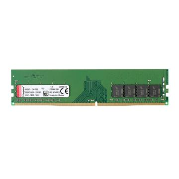 金士顿内存,KVR DDR4 2400 4G 台式机内存