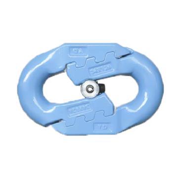 青岛亿东YD 矿用链条用扁平弧齿接链环,34X126