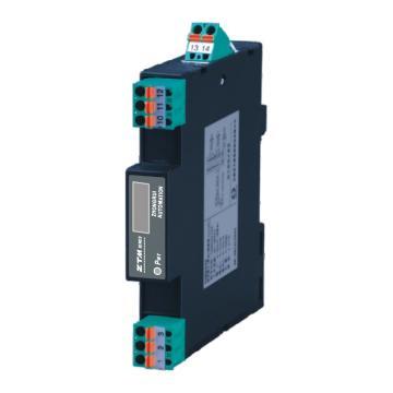 杭州中瑞 热电阻信号输入隔离变送器(一入一出),ZTM6082