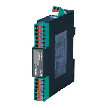 杭州中瑞 智能型热电阻输入隔离变送器(二入二出/USB),ZTM6921