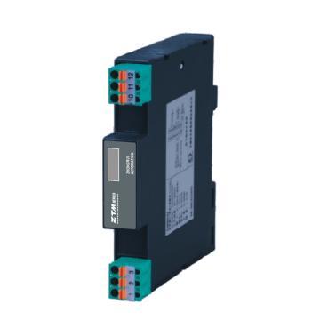 杭州中瑞 普通型电流输入配电器(回路供电/一入一出),ZTM6711