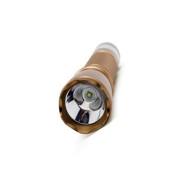 德普威DNP 强光手电DFL07,LED 3W IP66 铝合金,单位:个