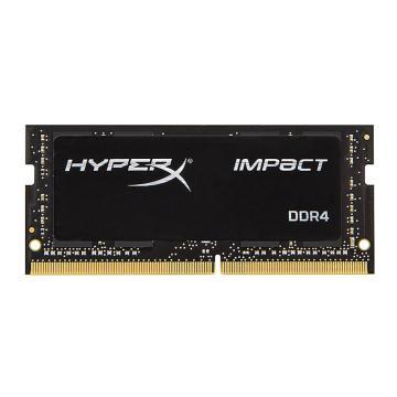 金士顿硬盘,骇客神条 Impact系列 DDR4 2666 16GB 笔记本内存