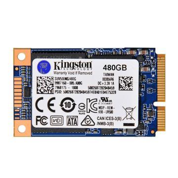 金士顿硬盘,UV500系列 480G MSATA 固态硬盘
