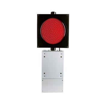 德普威DNP 挡车器信号灯DSL10,AC220V 10W 红光波长660纳米,可视距离大于1500米IP65,单位:个