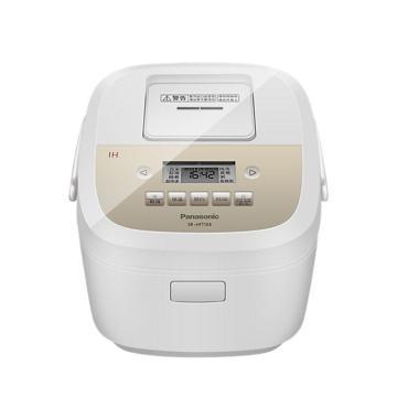 松下电磁加热电饭煲,SR-HFT158 IH多功能烹饪智能双预约保温4升