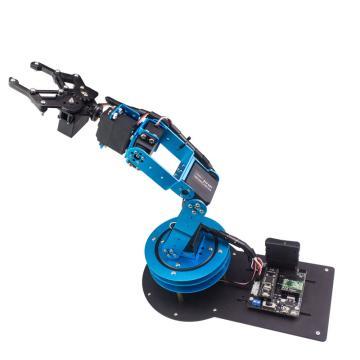 德飞莱 机械手臂开源6自由度,STM32版本 整套机械臂(成品)