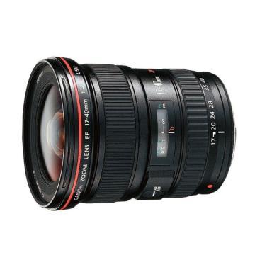 佳能Canon 数码单反镜头,广角变焦镜头 EF 17-40mm f/4L USM