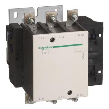 施耐德电气Schneider Electric TeSys D系列三极接触器,300A,220V,50Hz,LC1D300M5C