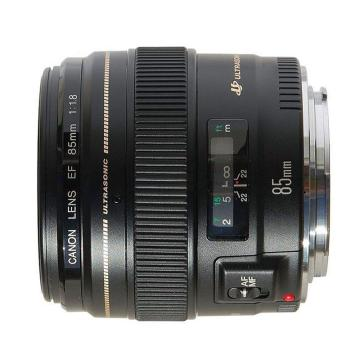 佳能Canon 数码单反镜头,远摄定焦镜头 EF 85mm f/1.8 USM