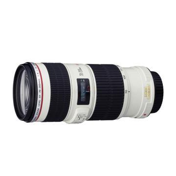 佳能Canon 数码单反镜头,远摄变焦镜头 EF 70-200mm f/4L IS USM