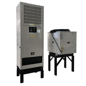 井昌亚联 高温型风冷柜式工业空调 (上侧回风 / 下侧送风),LF-8aF,制冷量8.1kw,电加热7kw,R134a