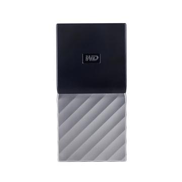 西部数据移动固态硬盘,WDBKVX0010PSL 1TB Type-C My Passport SSD 2.5英寸(小巧便携 高速传输)