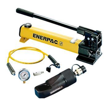 恩派克ENERPAC 液压螺母破切器套装,螺母范围41-50mm,NC-4150(含螺母破切器+泵+软管+表+表座)