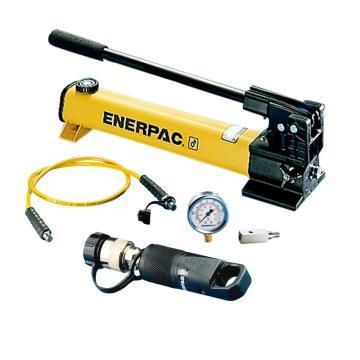 恩派克ENERPAC 液压螺母破切器套装,螺母范围10-19mm,NC-1319(含螺母破切器+泵+软管+表+表座)