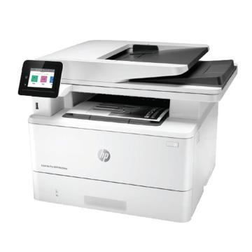 惠普(HP) 黑白激光多功能一体机,A4(打印 复印 扫描)M429DW,替代427DW