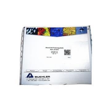标乐 8英寸带背胶高品质金相抛光布,40-8318,10片/包