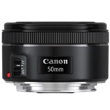 佳能Canon 数码单反镜头,标准定焦镜头 EF 50mm f/1.8 STM